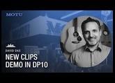 Clips in DP10
