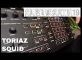 Superbooth 2019 - Toraiz Squid Sequencer