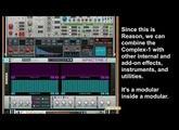 Propellerhead Complex-1 hands-on demo