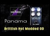 Carl Martin PANAMA - Brittish Hot Modded OD