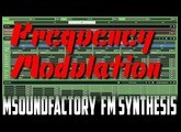 FM Synthesis in MSoundfactory