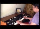 Korg CX-3 Good HammondClone…..part 1