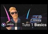 Modulia Studio - Learn the basics