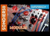 [SUPERBOOTH 2019] MODULES TOUELLSKOUARN : MEILLEURES DISTORSIONS EVER ?