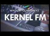 WALDORF QUANTUM V2 - KERNEL SYNTHESIS EXPLORATION