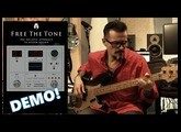 Free The Tone PA-1QB ANALOG Bass EQ Demo
