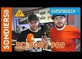[SUPERBOOTH 2019] BEHRINGER EXPLIQUE LA CONCEPTION DU RD 808 ET DU RD 909