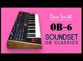 "DSI OB-6 PATCHES ""OB CLASSICS"" Soundset by AnalogAudio1"