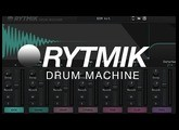 Rytmik Drum Machine Demo Propellerhead Reason 10.4 (No Talking)