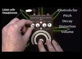 Analog Kick Drum MKII - Mattoverse Electronics
