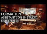 Formation assistant au studio Ferber