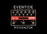 Eventide PitchFactor | Showcase