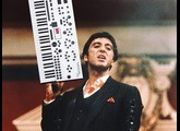 Scarface - Tony's Theme on Modal 002, Prophet X, DSI OB6, and Deckard's Dream synthesizers