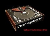 Panoptigon plays Optigan Guitarscape Disc