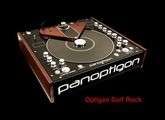 Panoptigon plays Optigan Surf Rock Disc