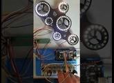TEST ARDUINO MEGA 2650 CONTROL 6 NEOPIXELS