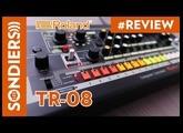 ROLAND BOUTIQUE TR-08 - La TR-808 ultraportable