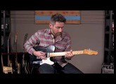 Fender Custom Shop Roasted Pine Double Esquire Relic Aged Black | CME Quick Riff | Nathaniel Murhpy