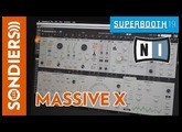 [SUPERBOOTH 2019] NATIVE INSTRUMENTS MASSIVE X (doublage français)