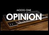 Moog One opinion: GAS ?! (English subtitles)