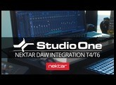 Studio One DAW Integration for Nektar Panorama T4 & T6