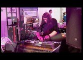 Lisa Bella Donna Live Performance At The Brooklyn Synth Expo