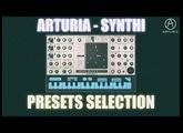 Arturia Synthi - V ❤️ presets selection