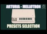 Arturia Mellotron - V ❤️ presets selection