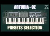 Arturia CZ-V ❤️ presets selection