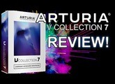 Arturia V Collection 7! Overview and sound examples.