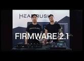 HeadRush Firmware 2.1 | Pedalboard & Gigboard!!