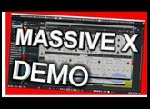 Massive X - Demo - Preset List Native Instruments
