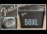 The NEW Fender Champion 50XL - Versatile and Loud TUBE SOUND for 200 BUCKS!
