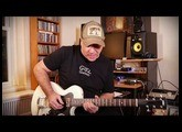 The Folsom by Grez Guitars, Product Demo by David Weiss
