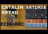 Pedals4Synths - CATALINBREAD   ECHOREC W/Arturia Microfreak