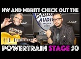 HW and Mbritt check out the ValveTrain Power Train Stage 50