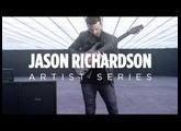 Introducing The Ernie Ball Music Man Jason Richardson Artist Series Cutlass 7 Guitar