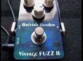 British Bender Fuzz Demo