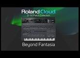 """D-50 """"Beyond Fantasia"""" Bank Two"""