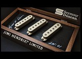 Jimi Hendrix™ Limited Hand Wound Pickups by Seymour Duncan