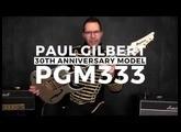 Paul Gilbert 30th Anniversary - Ibanez PGM333 Electric Guitar