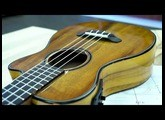 BREEDLOVE'S NEW TENOR UKULELE