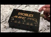 Morley ABC Pro Quick Look