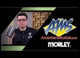 Morley Classic Switchless Wah Overview - American Musical Supply