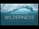 Wilderness Flowing Water Sound Effects - River Stream and Waterfall Ambiences