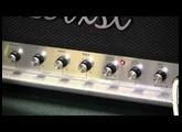 Mojo Tone Alex Lifeson Lerxst Omega guitar amplifier demo with SG & 335 (MojoTone 4x12 Cab)