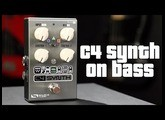 Source Audio C4 Synth Bass Demo