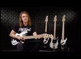 Megadeth's David Ellefson Debuts His New Jackson X Series Signature Concert Bass