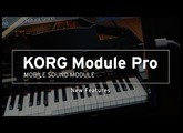 KORG Module Pro (v3): New Features