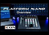 Icon Pro Audio Platform Nano Overview